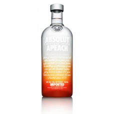 VODKA ABSOLUT APEACH X 750CC