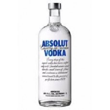VODKA ABSOLUT x 750 cc