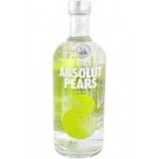 VODKA ABSOLUT PEARS X 750 CC