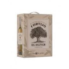 ACEITE DE OLIVA CORTIJO LAS PERDICES X 3 LTS BAG IN BOX